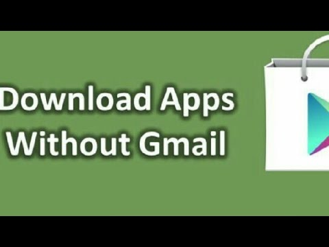 How to Download Apps from Play Store without Gmail Account?