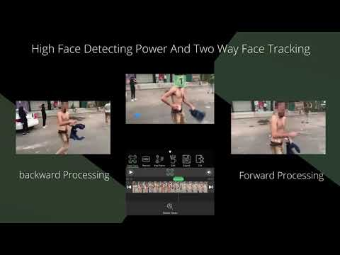 PutMask Application - Hide Faces In Videos, Android