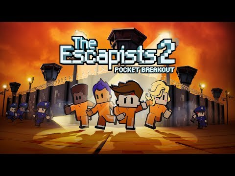 The Escapists 2: Pocket Breakout - Launch Trailer (Android)