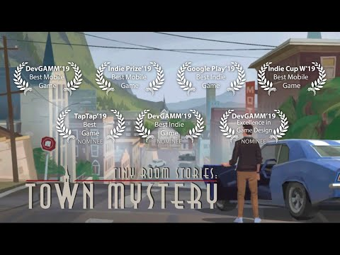 """Tiny Room Stories: Town Mystery - """"Renovation"""" update trailer"""
