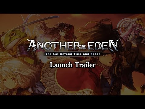 """""""Another Eden: The Cat Beyond Time and Space"""" Launch Trailer"""
