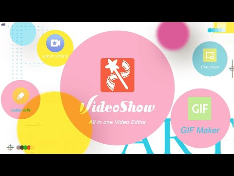 VideoShow-Video Editor, Video Maker, Beauty Camera 2019 new promotional video