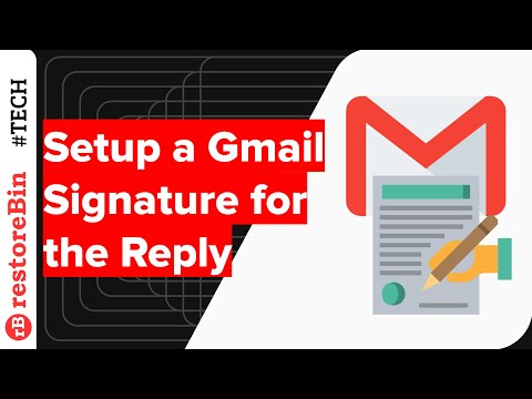 Gmail Emails Signature Setup for Personal and Business Purpose