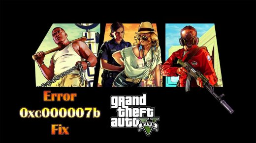 0xc00007b GTA 5 Error Fix
