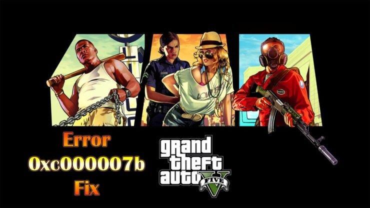 0xc00007b GTA 5 Error Fix