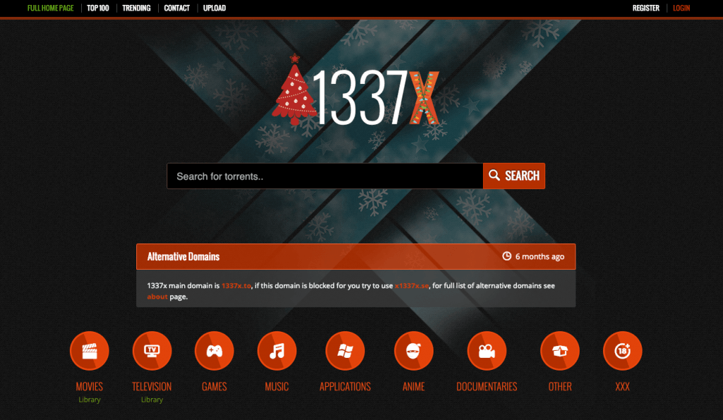 1337x.to | Torrent Search Engine