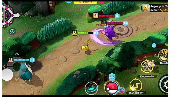 Pokemon Unite 3