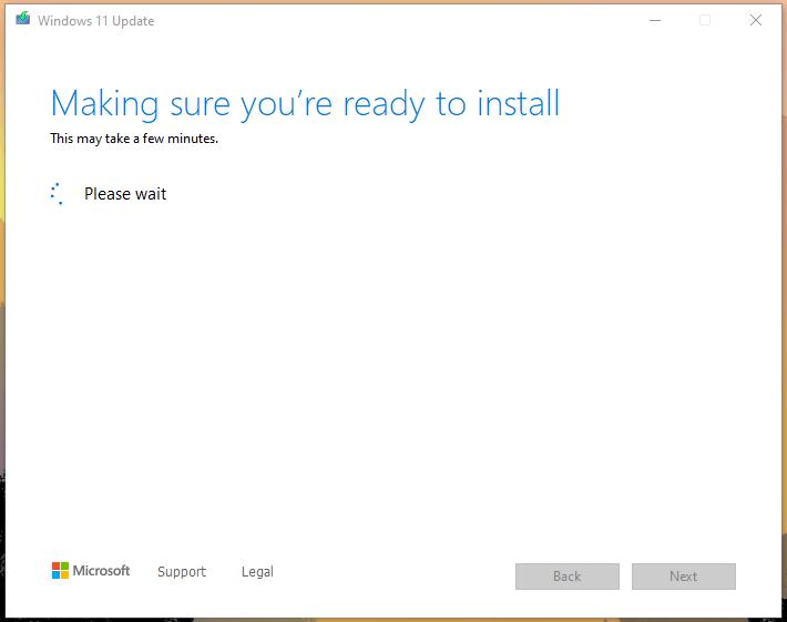 Windows 11 is saving the files