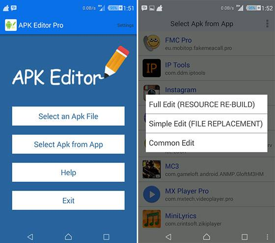 APK Editor App