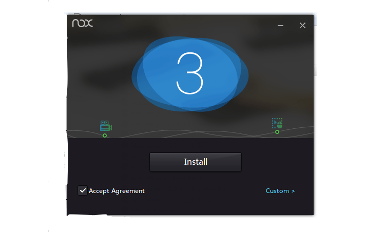 Accept and Install