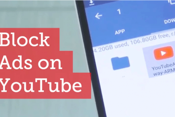 Ad Block YouTube Android