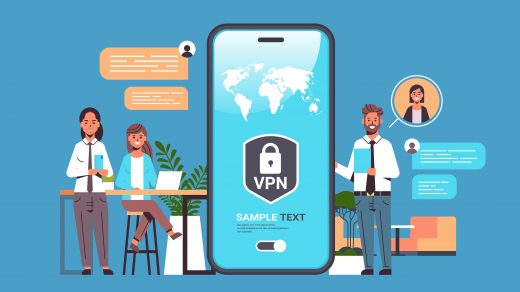 Add VPN Profile Manually