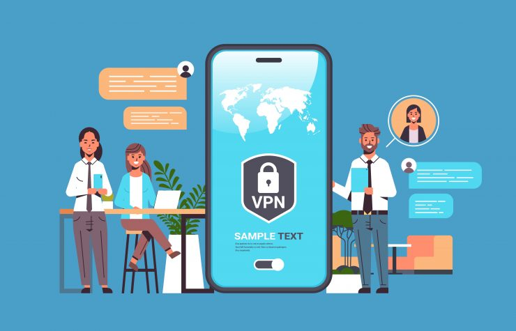 Add VPN Profile Manually