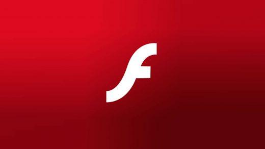 Adobe-Flash-Last Upadte