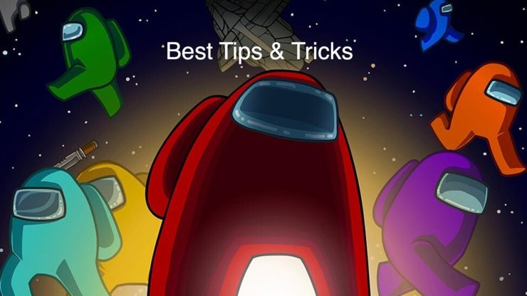 Among Us Tips and Tricks