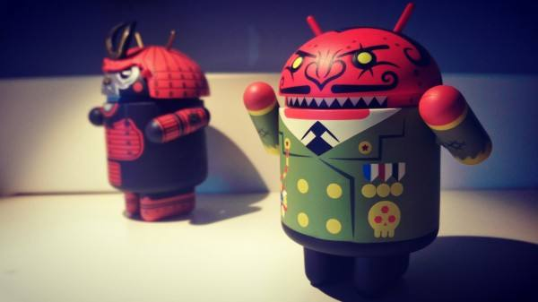 Protect Android smartphone from Malicious App  with Google Security. 1