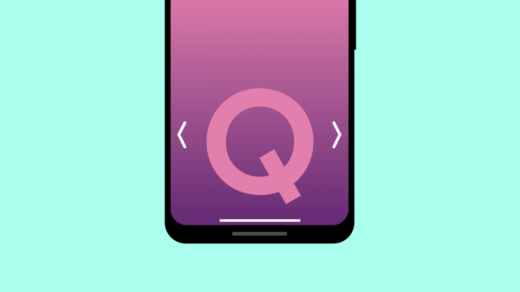 Android Q Launcher APK