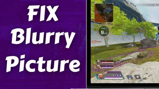 Apex Legends - How to fix Blurry or Blurring