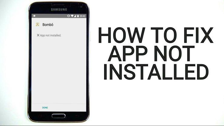 App Not Installed Android Error Fix