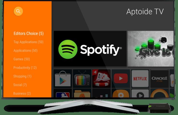 Aptoide TV - Fire OS