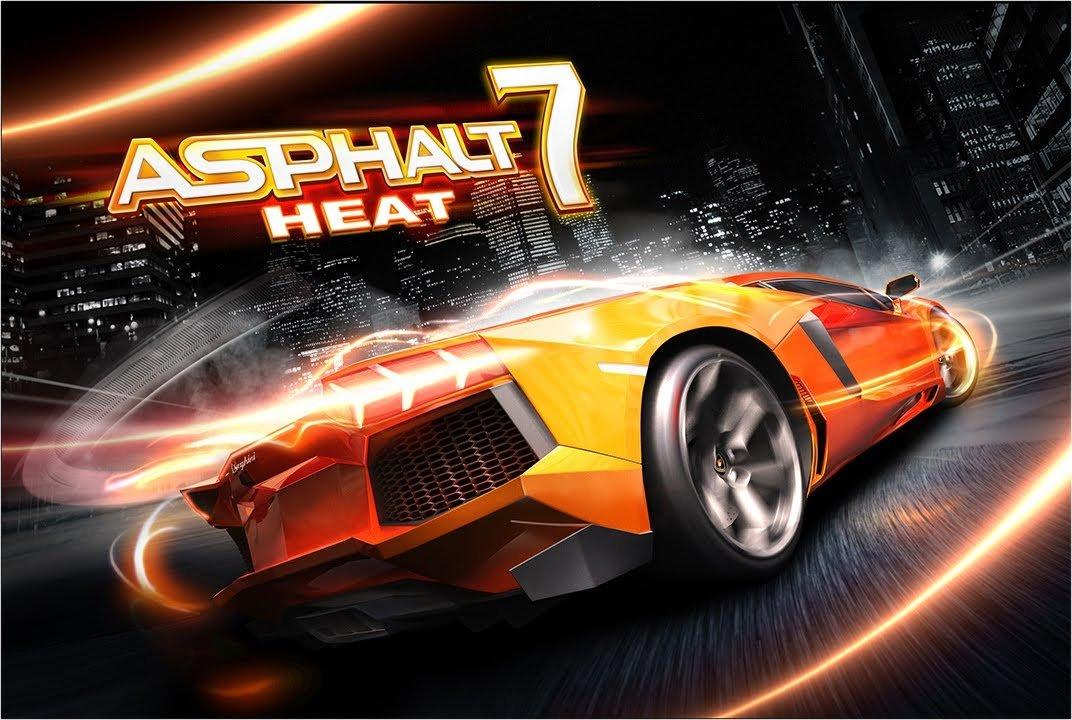 Asphalt 7 Heat