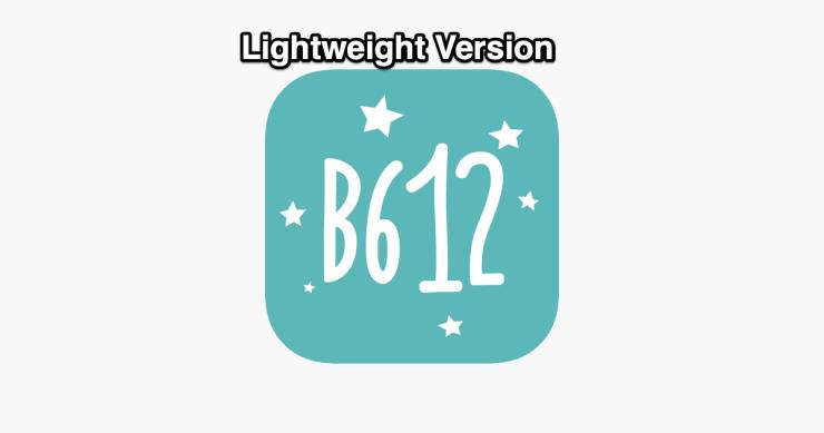 B612 Lite APK