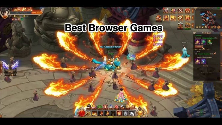 Best Browser Games Free