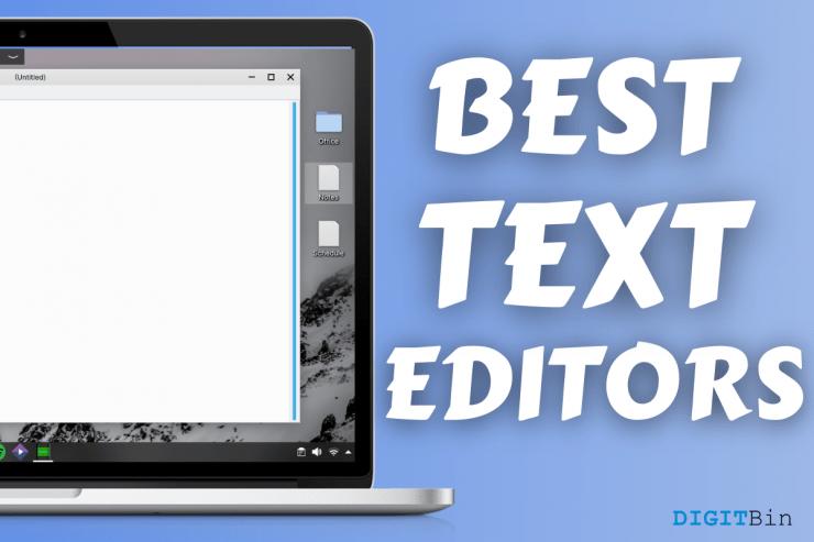 Best Lightweight Text Editor for Linux