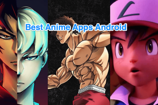 Best_Anime Apps Free Android