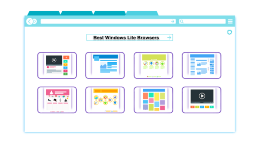 Best Lite Browser for Windows