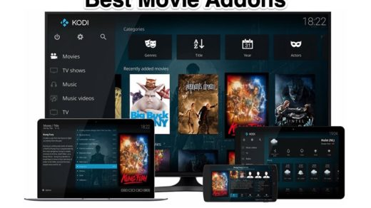 Best Movie Addons Kodi