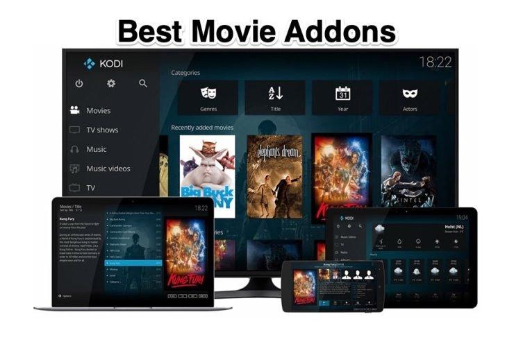 Best Movie Addons Kodi