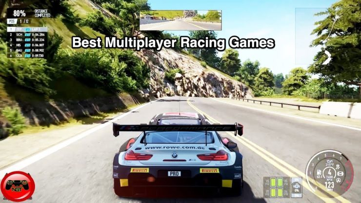 Best Multiplayer Racing Games Offline and Online