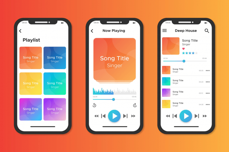 Best Music Streaming Apps iPhone