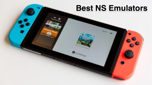 Best Nintendo Switch Emulators PC Android