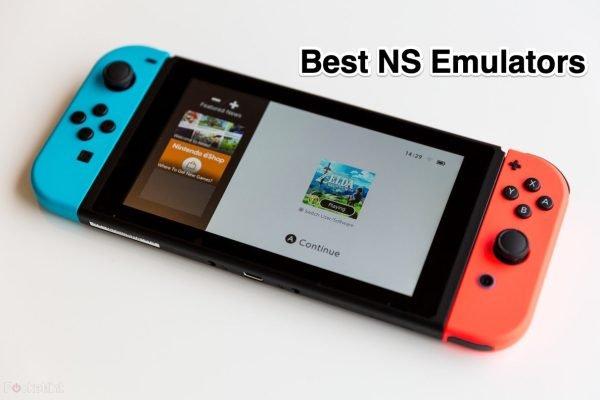 Best Nintendo Switch Emulators PC Android