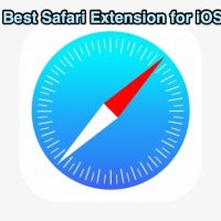 Best Safari Extension for iOS