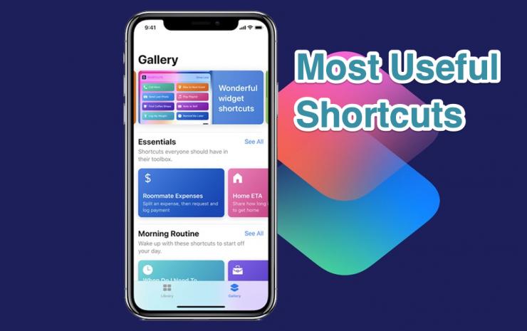 Best Useful Siri Shortcuts