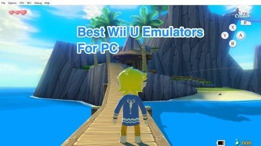 Best Wii U emulator
