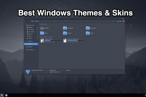 Best Windows Themes