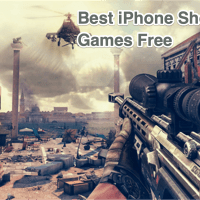 Best iPhone Shooting Games Free