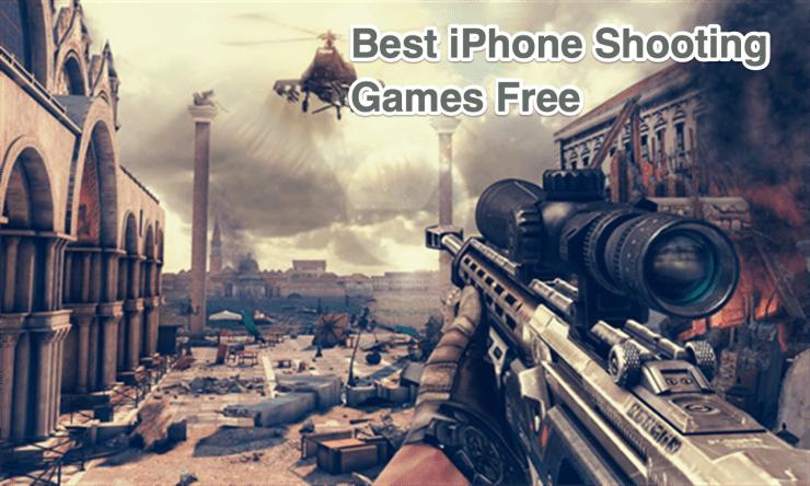 Best iPhone Shooting Games Free