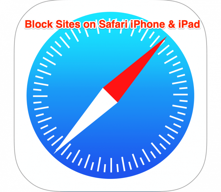 Block Sites on Safari iPhone & iPad