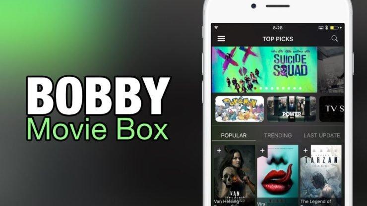 Bobby Movie Box Fire OS