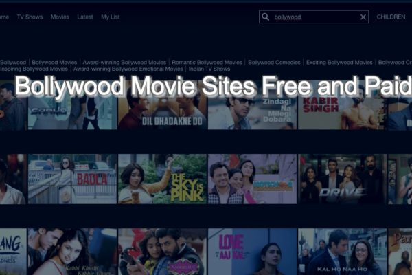Bollywood Movie Sites Free and Paid