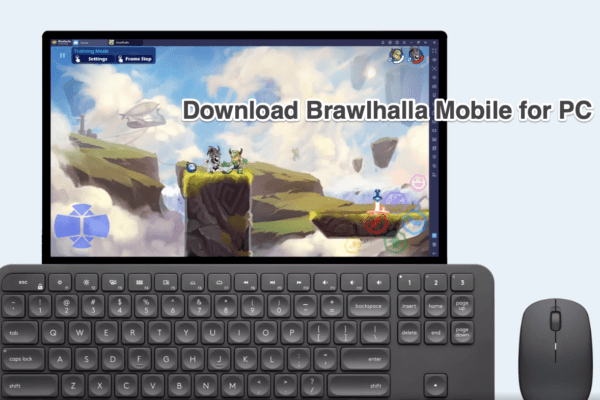 Brawlhalla Mobile for PC download