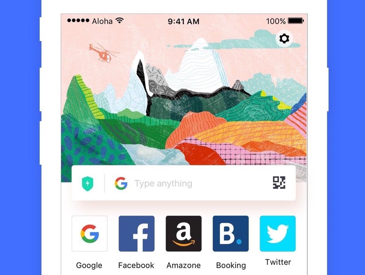 Browser Aloha