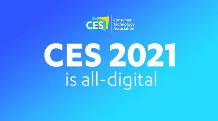 CES 2021.