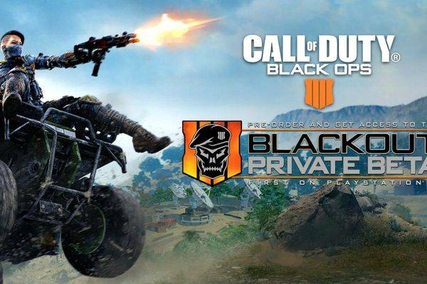 COD Black Ops 4 for PC
