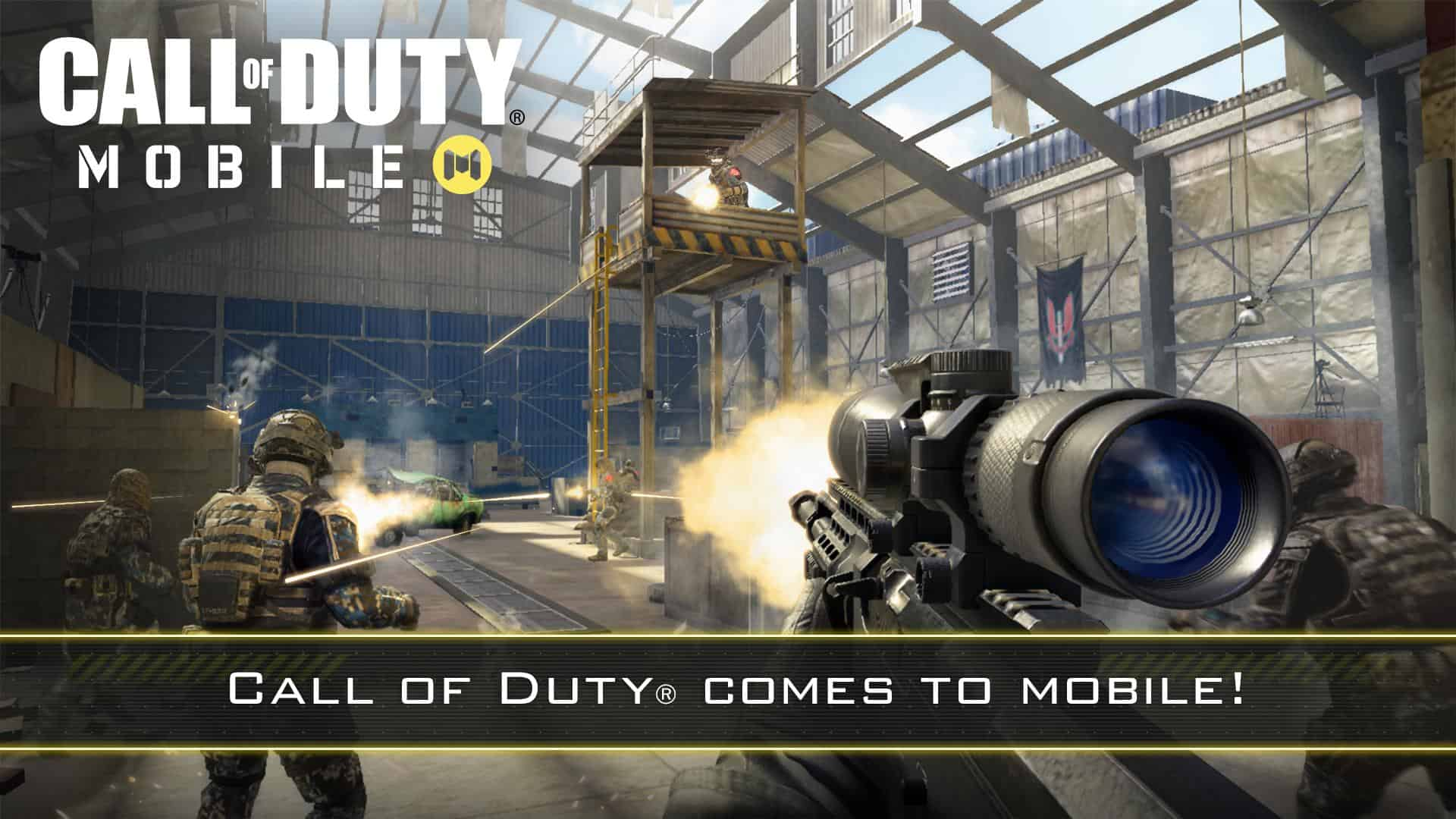 COD Mobile on PC Free Gaming Buddy